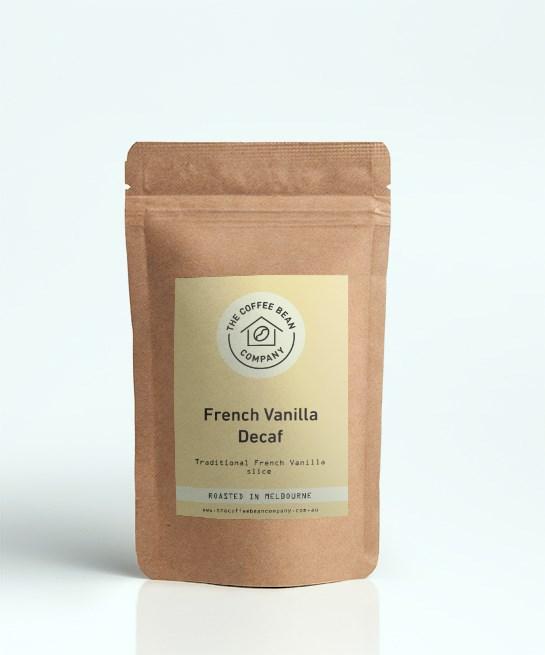 French Vanilla Decaf
